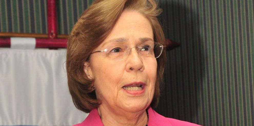Teresita Yániz de Arias: 'Varela debe liderar con temple'