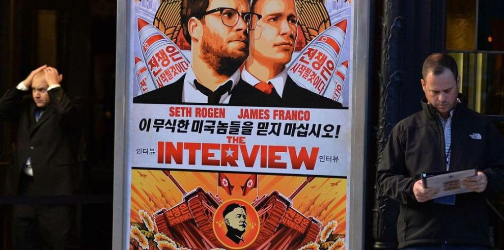 Ganancias de 'The Interview'