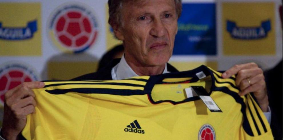 José Pékerman seguirá como DT de la selección Colombia