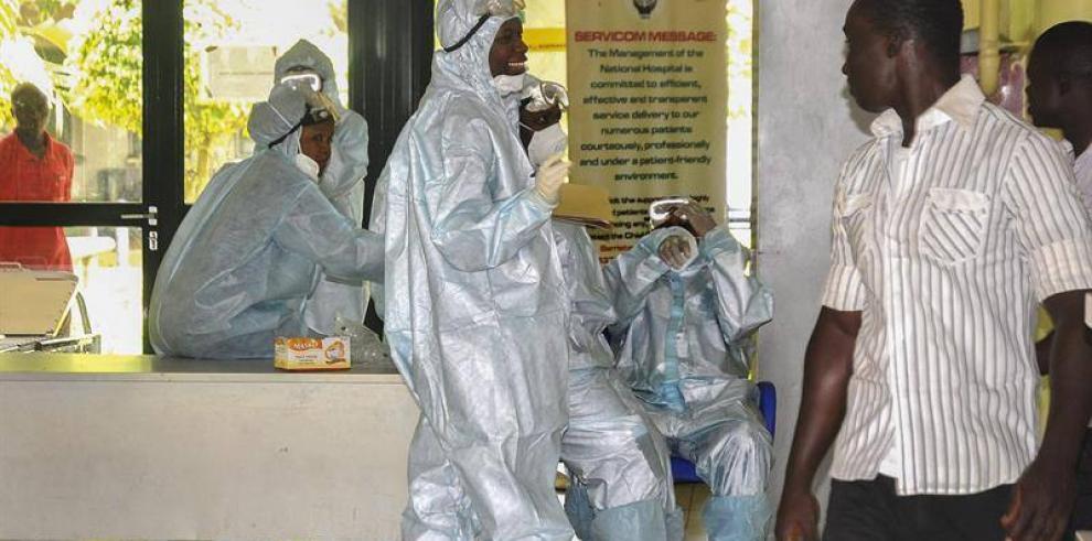La OMS tiene una cautelosa esperanza de que puede frenarse el ébola
