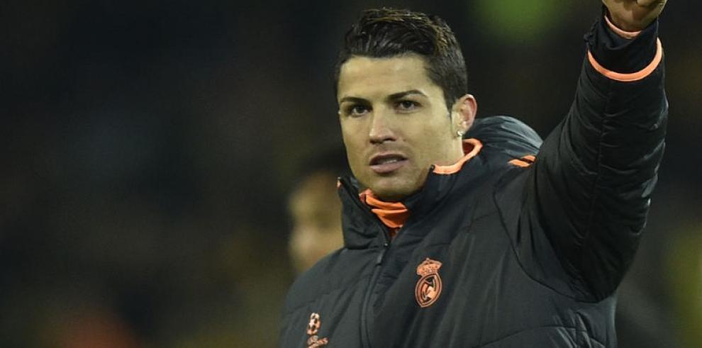Cristiano Ronaldo se perderá la final de la Copa del Rey