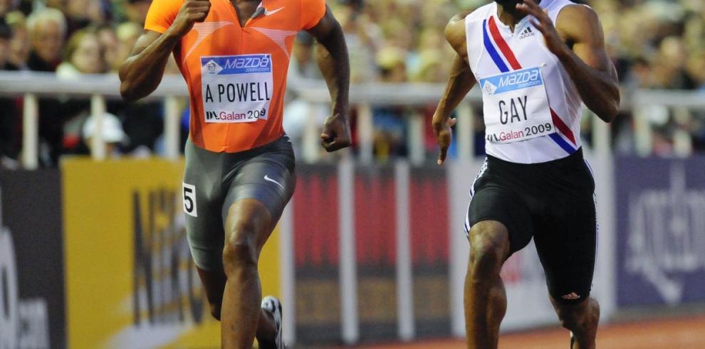 Suspenden por 18 meses a Asafa Powell