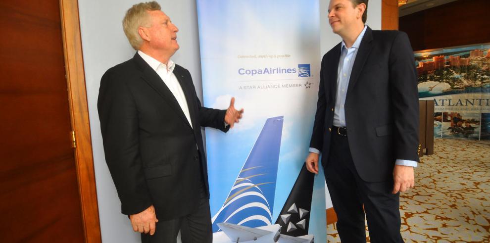Panamá reunió a los líderes de Star Alliance