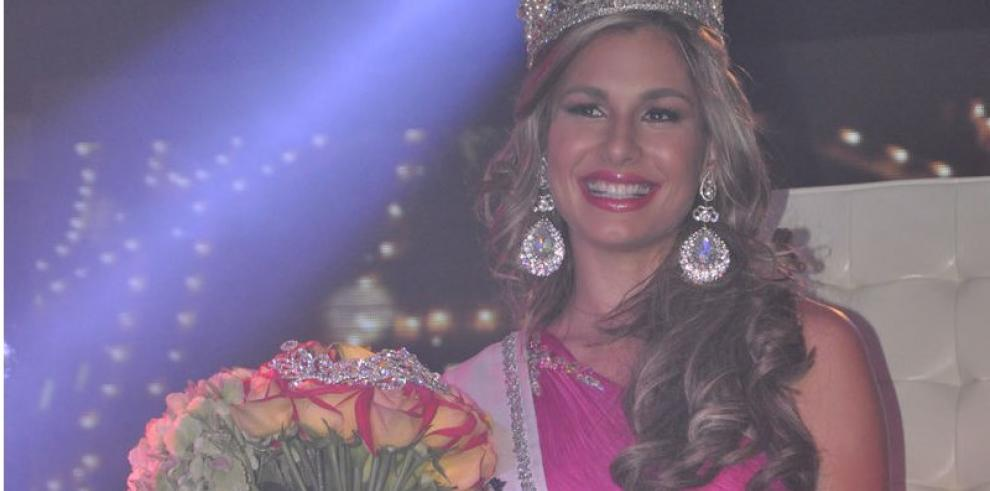 Miss Panamá mundo tiene reina