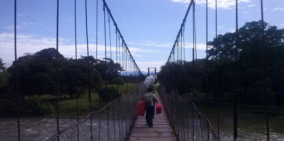 Pronadel construirá puente en el distrito de San Lorenzo