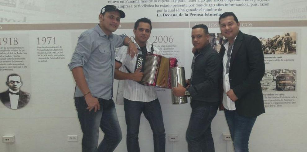 La Dinastía Quintero busca exportar la música nacional