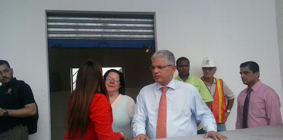 Alcalde Blandón revisa instalaciones del Fitódromo en El Chorrillo