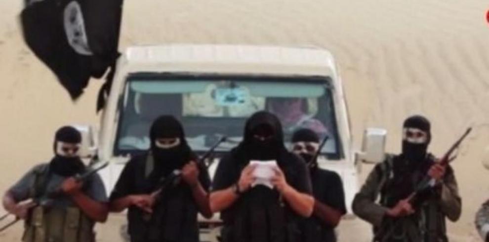 Yihadistas egipcios juran lealtad al Estado Islámico