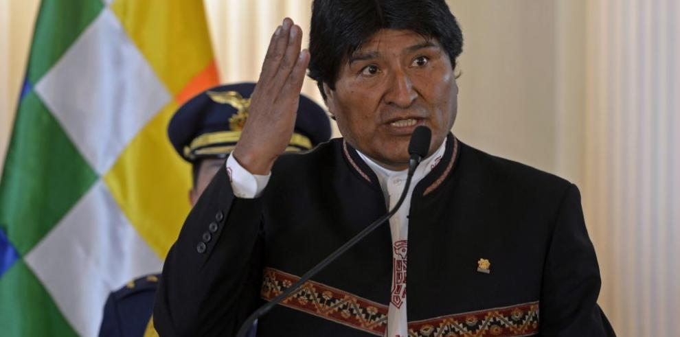 Evo Morales lidera cómputo oficial de las elecciones bolivianas