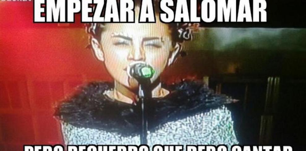 Memes de la octava gala de Tu Cara Me Suena TVN
