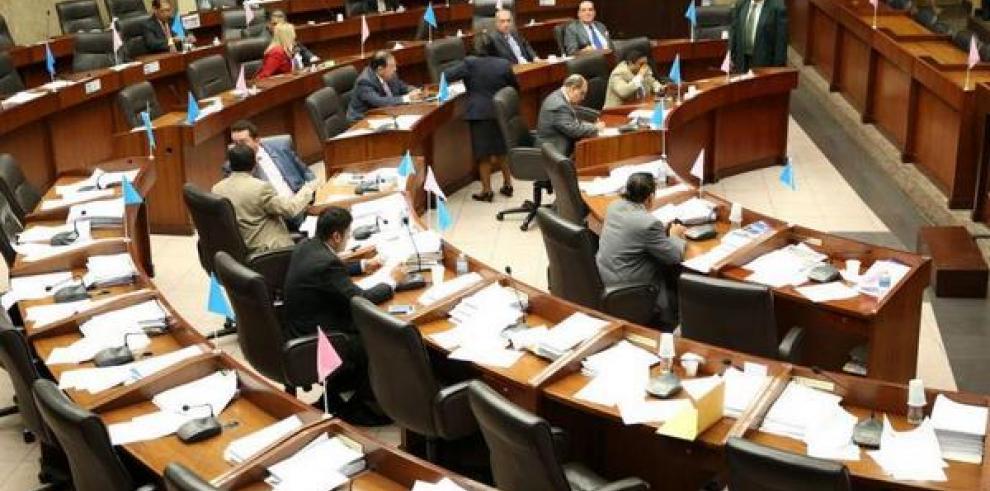 Diputados aprueban resolución que condena decisión de Colombia
