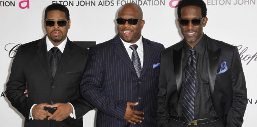 Boyz II Men vuelve a la escuela para concierto