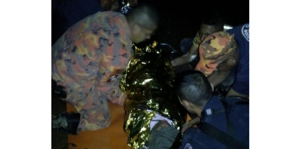 Rescatan a dos maestras en la comarcaNgöbe Buglé