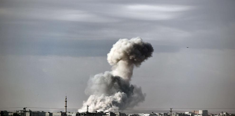 Turquía bombardea posiciones de los rebeldes kurdos en el sudeste del país
