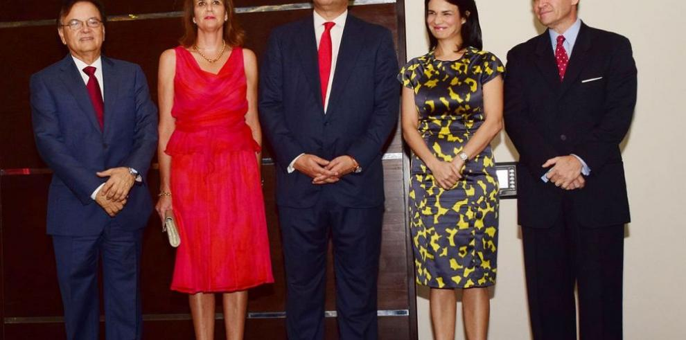 Celebrando a Iberia, en Panamá
