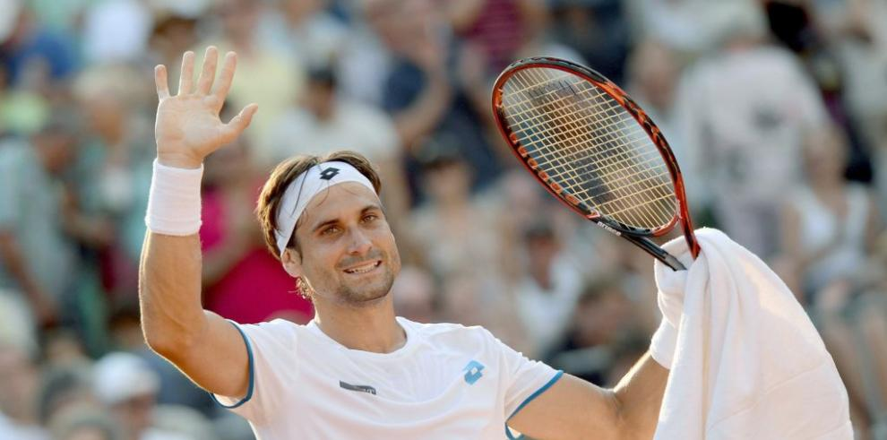 Ferrer, a semifinales tras eliminar al cañonero Karlovic