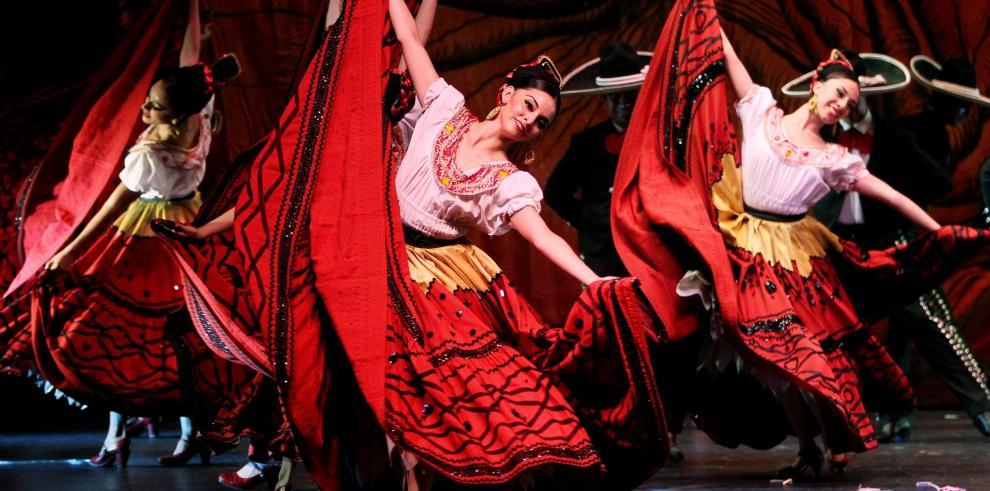 México y sus coloridos bailes y tradiciones