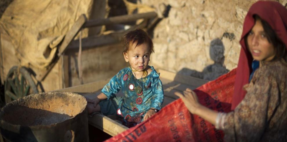 Los rostros de hoy: Día Internacional para la erradicación de la Pobreza