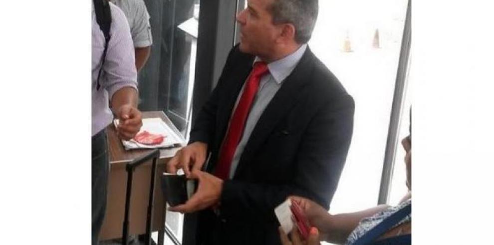 Moncada Luna presentará advertencia de inconstitucionalidad