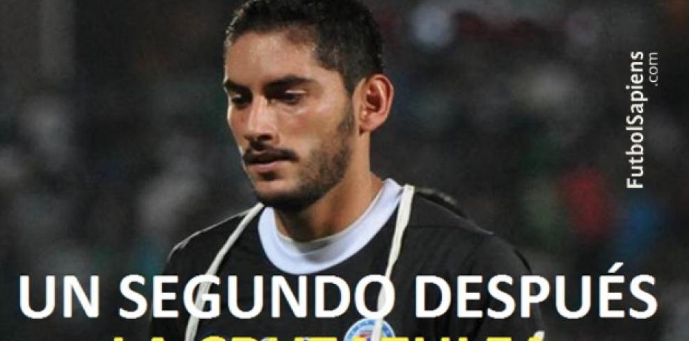 Memes del triunfo de Chorrillo contra Cruz Azul