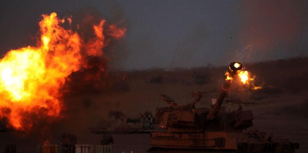 Israel rechaza propuesta de alto al fuego de John Kerry