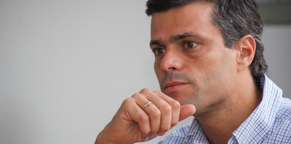 La carta que Leopoldo López le escribió a Maduro desde la cárcel
