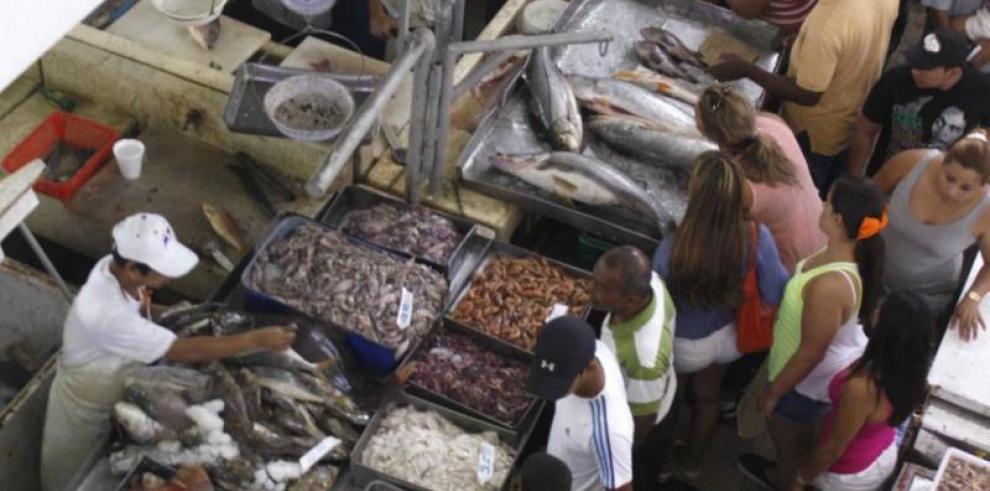Mercado del Marisco cerrará este lunes