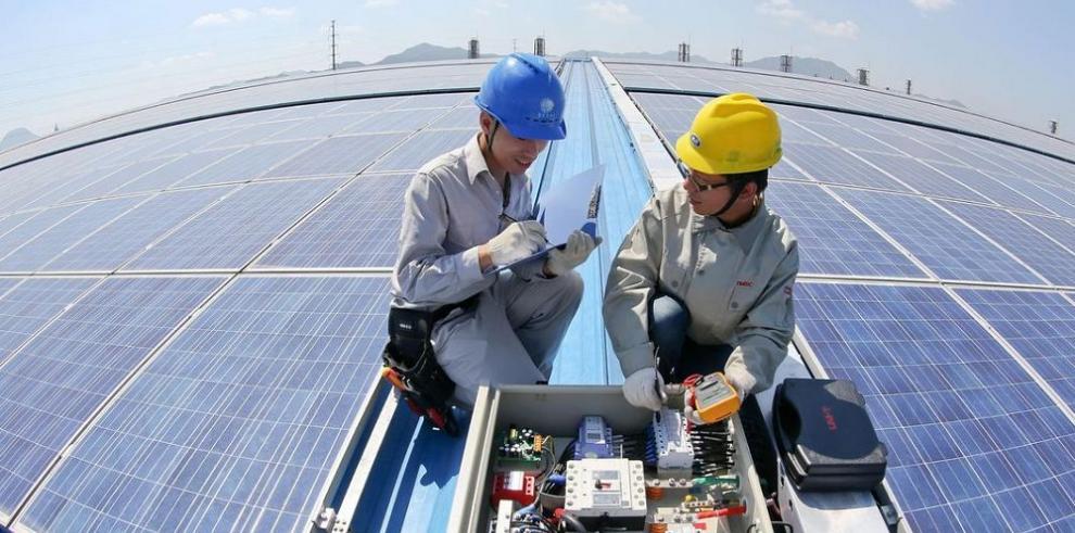 El ansia de China por obtener más energía limpia
