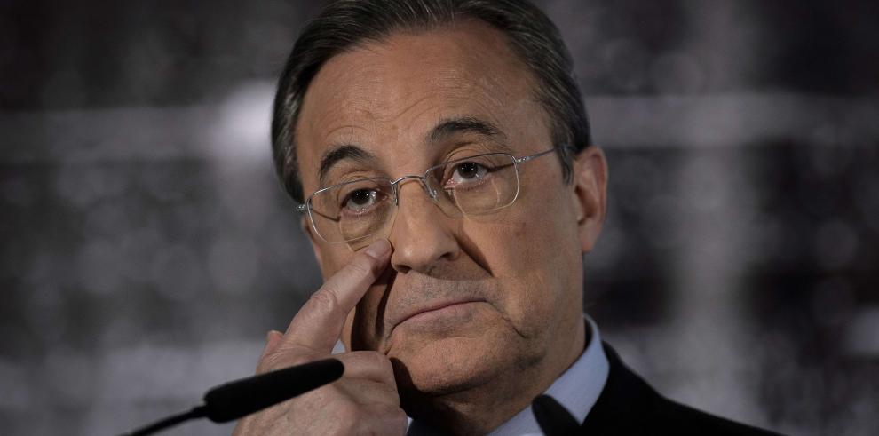 Florentino Pérez será declarado