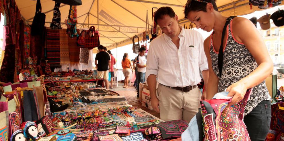 De compras en el Casco Viejo