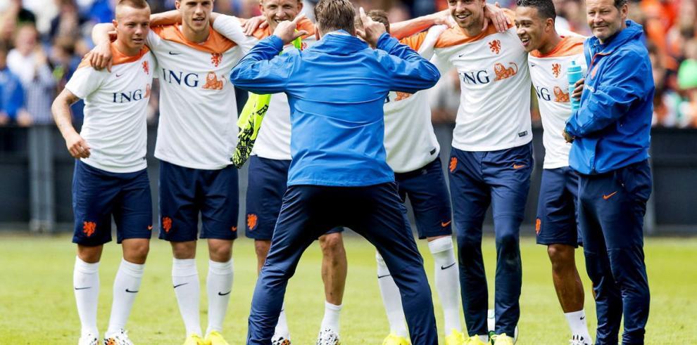 Holanda, juventud y experiencia