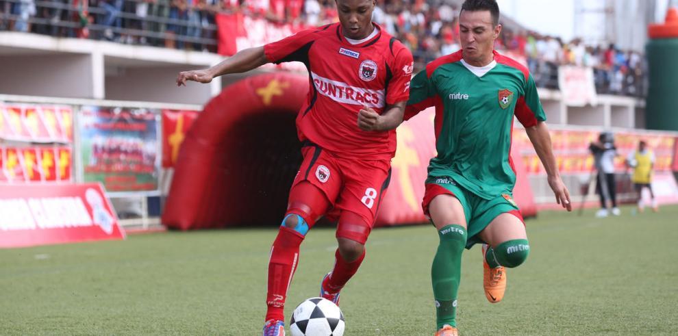 Suntracs y Atlético Chiriquí se juegan su pasaporte a la LPF