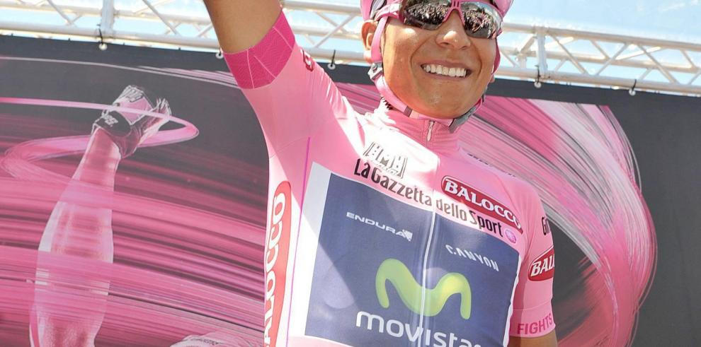 Nairo Quintana, primer colombiano que gana el Giro de Italia
