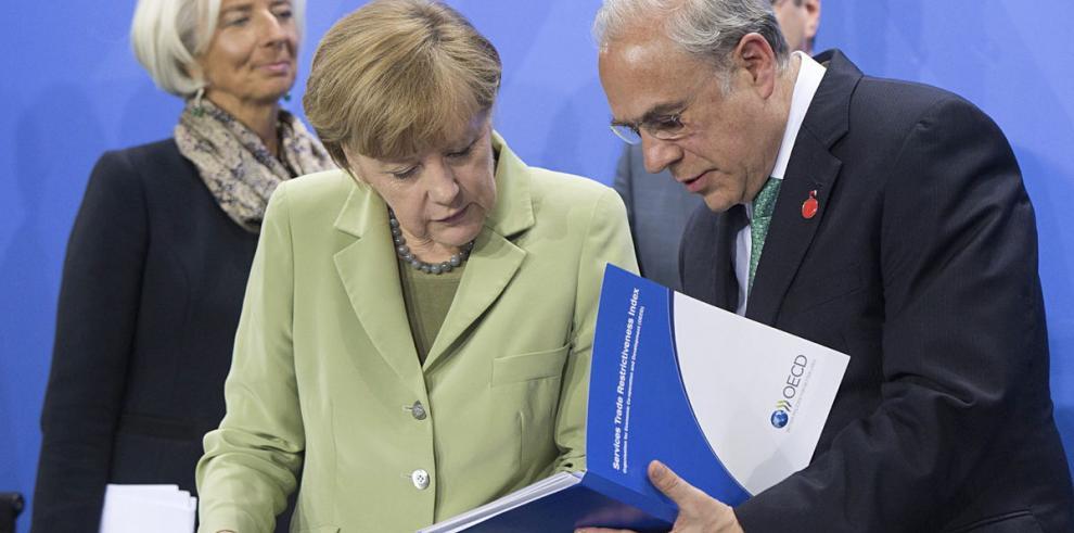 FMI y OCDE evalúan a Alemania