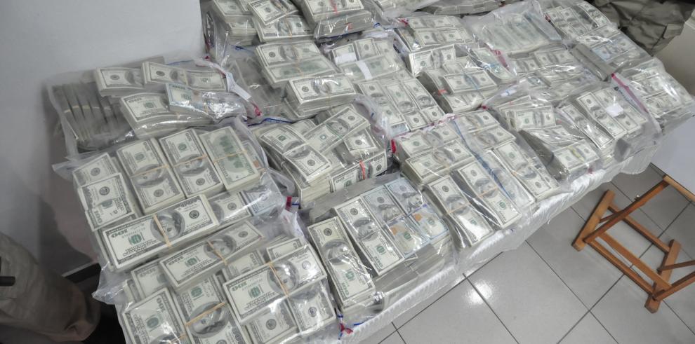 EEUU sanciona a 7 panameños y un mexicano por lavado de dinero