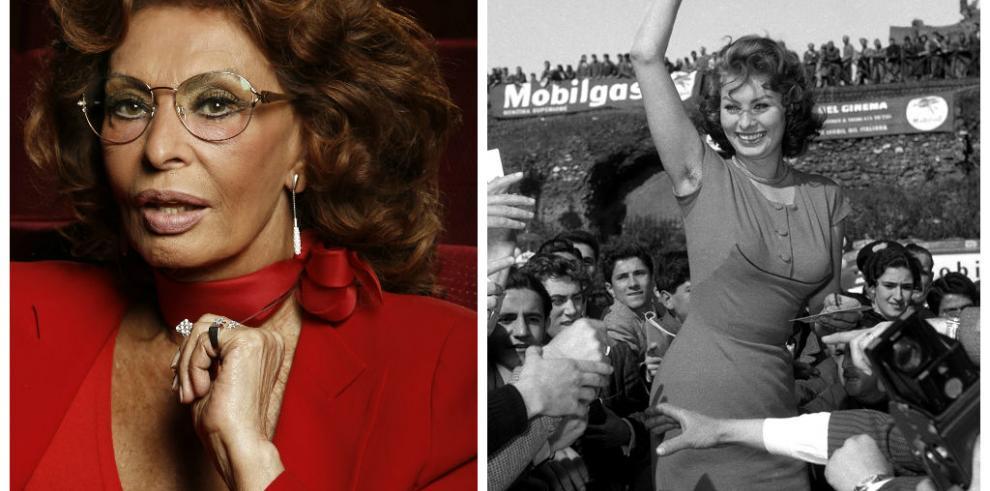 Sophia Loren narra su