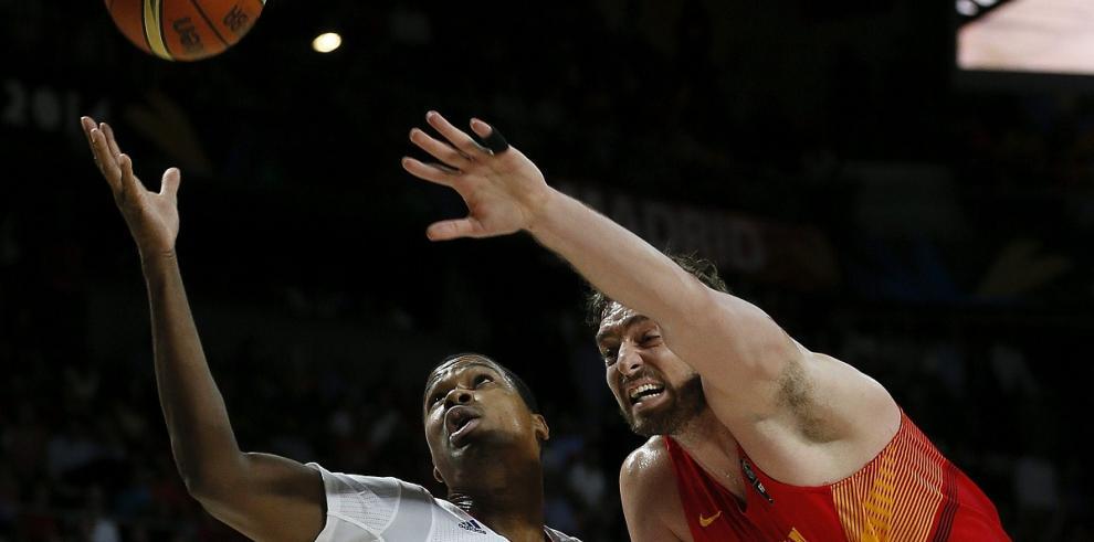 Francia elimina a España, local en Mundial de Baloncesto