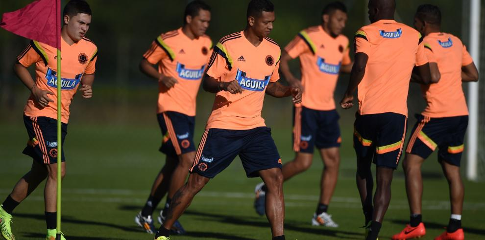 Colombia llegará a Fortaleza tres días antes del duelo ante Brasil