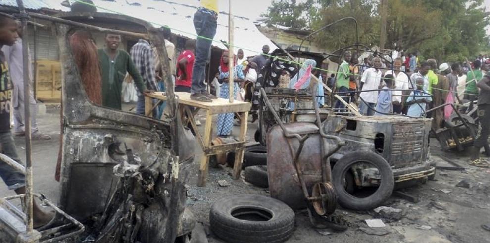 Al menos 15 muertos en un atentado en el noreste de Nigeria