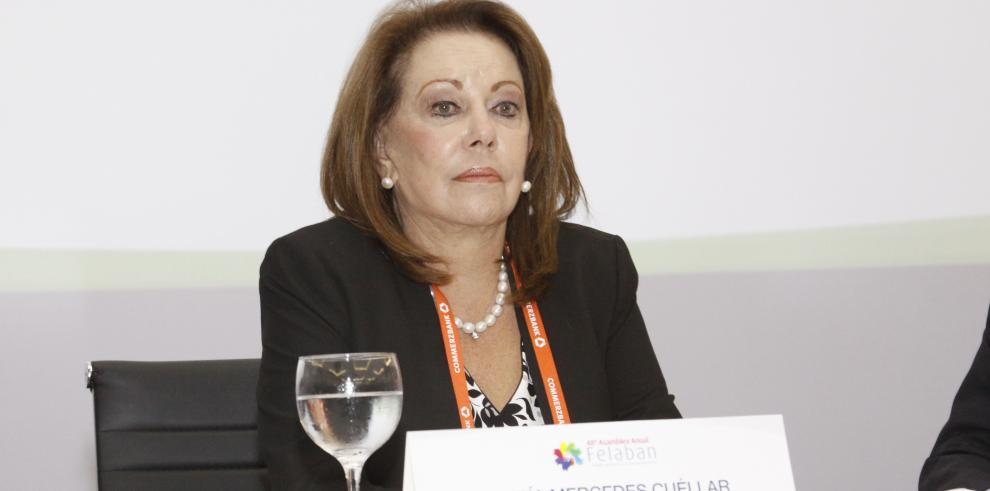 Colombiana elegida presidenta de Federación Latinoamericana de Bancos