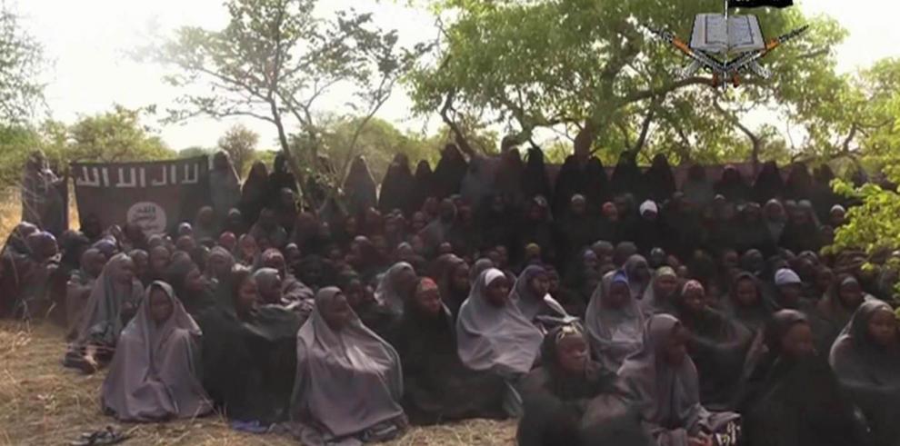 Liberada una de las niñas secuestradas por Boko Haram