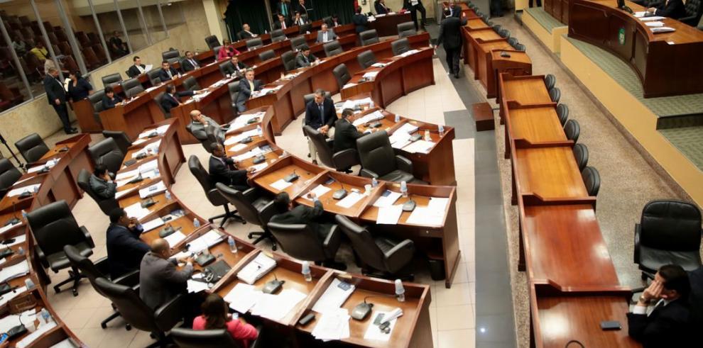 Agenda legislativa: propositiva, pero hasta ahora insustancial