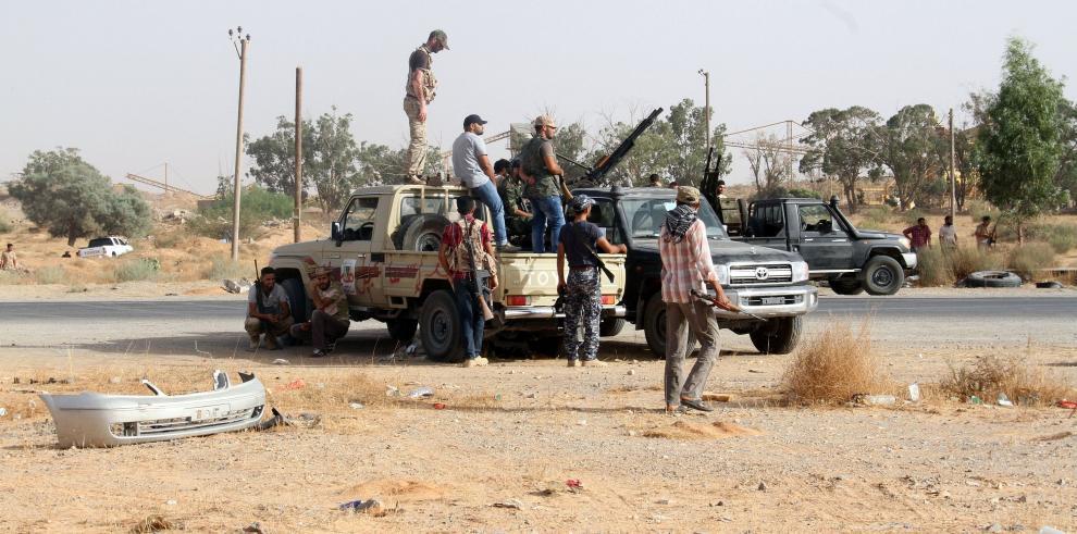 Dos secuestrados en la ciudad libia Bengasi