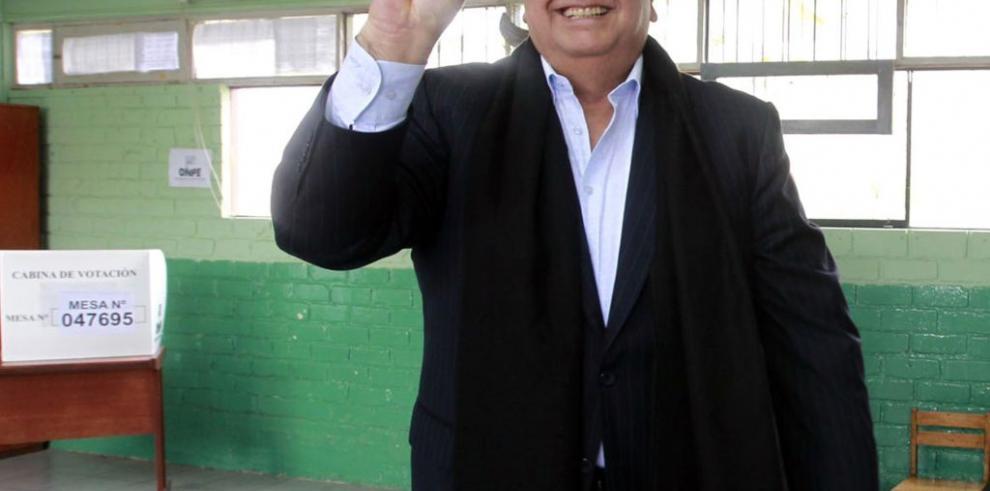 Expresidente Alan García es considerado el más corrupto de Perú