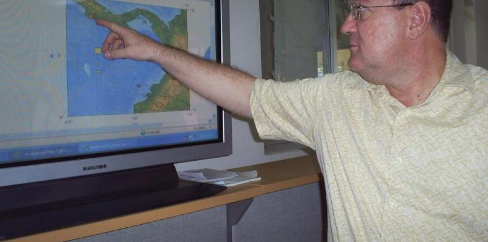 Sismo de magnitud 4,1 sacudió a Chiriquí