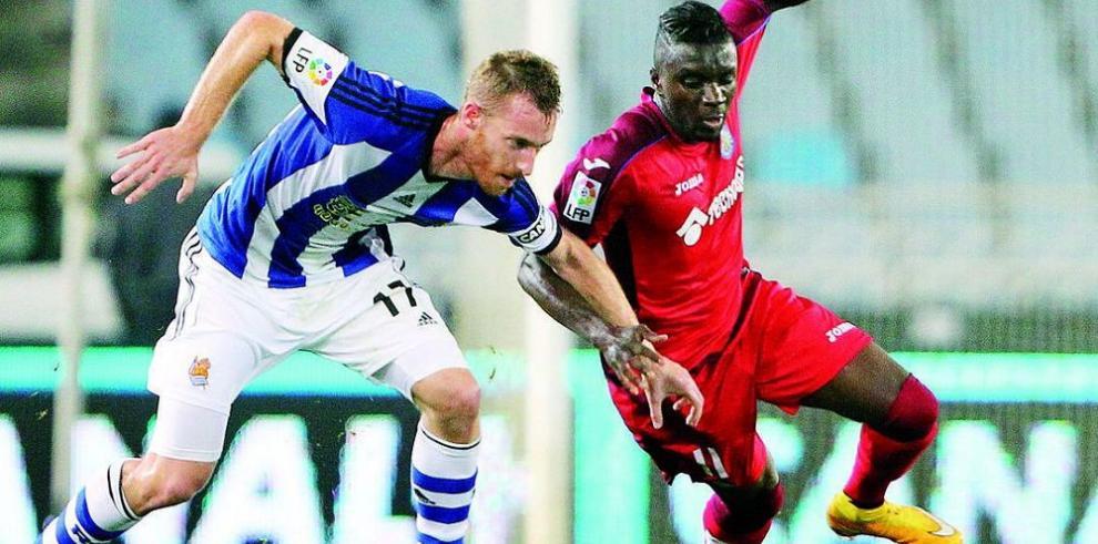 Getafe sigue subiendo en la liga española