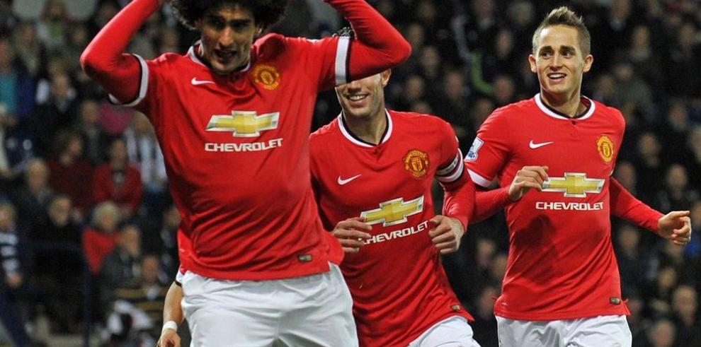 Daley Blind salva al Manchester United