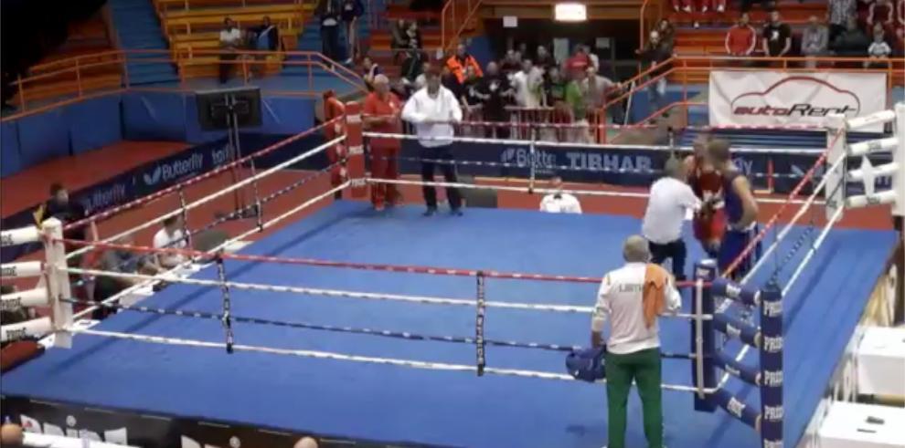 Suspenden de por vida a boxeador tras agredir a árbitro