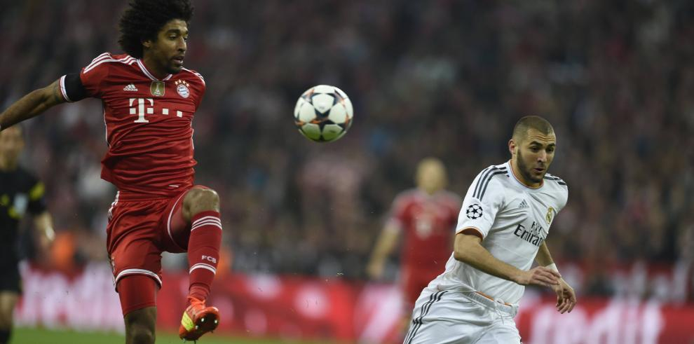 Minuto a minuto del Real Madrid vs Bayern Munich, en fotos