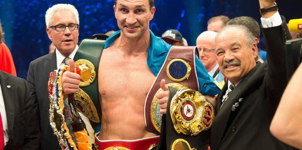 Wladimir Klitschko le gustaría disputar en los Juegos de Río